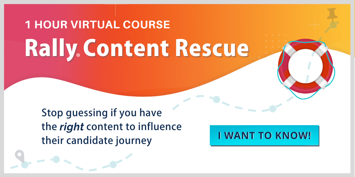 Virtual Course: Rally Content Rescue